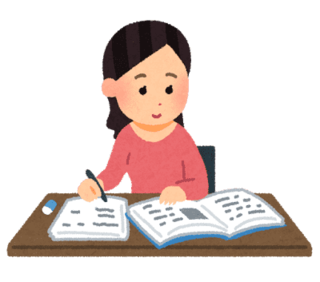勉強をする女の子イラスト-min.png