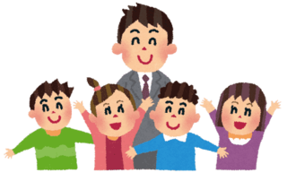 男の先生と子ども達イラスト-min.png